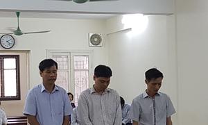Ba cán bộ giải phóng mặt bằng lĩnh án vì không đọc kỹ hồ sơ