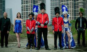 'Khỉ trắng' - người Tây được thuê để làm màu ở Trung Quốc