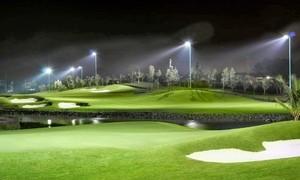 Bên trong sân golf Tân Sơn Nhất 157 ha