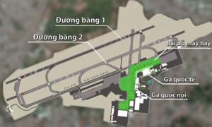 Xung quanh sân bay Tân Sơn Nhất có những gì?