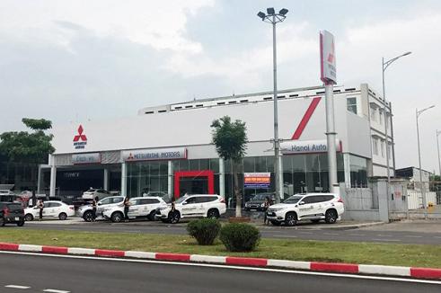 Mitsubishi Hanoi Auto chi nhánh Phú Thọ trang bị những thiết bị hiện đại nhất theo các yêu cầu và tiêu chuẩn của Mitsubishi Motors toàn cầu.