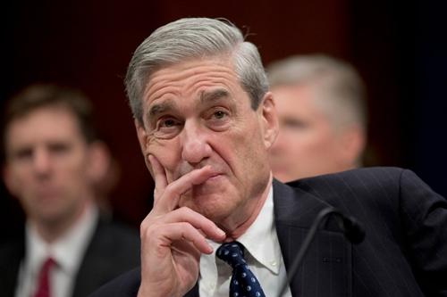 cố vấn đặc biệt Robert Mueller. Ảnh: NYTimes