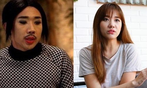 Trấn Thành nổi đóa vì bị Hari Won tố 'không phải đàn ông'