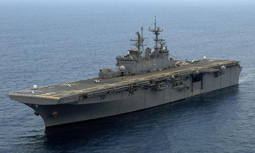 Tàu USS Bataan. Ảnh: NavSource.
