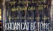 Quảng cáo luyện thi đại học khó đỡ nhất Việt Nam