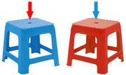 Cái lỗ tròn trên mặt ghế nhựa có tác dụng gì?