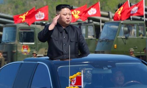 ám sát Kim Jong un