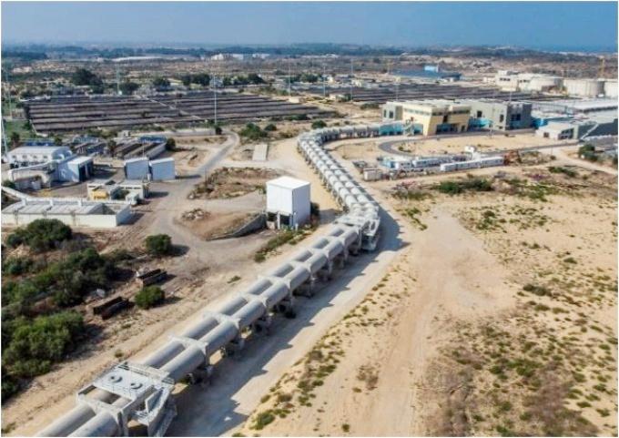 Nhà máy biến nước thải thành nguồn tưới tiêu trên sa mạc Israel