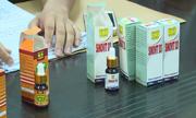 Lò sản xuất vitamin giả dành cho trẻ em bị triệt phá