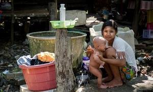 Cảnh khốn cùng của những người vay nặng lãi ở Myanmar
