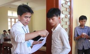 30 điểm 10 môn Toán tại kỳ tuyển sinh THPT ở Nghệ An