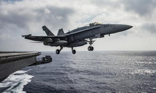 Mỹ tự vệ ở Syria