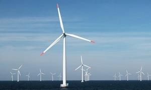 Nguồn năng lượng vô hình ngoài khơi nước Anh