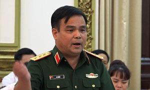 Thứ trưởng Bộ Quốc phòng: 'Quân đội sẽ không làm kinh tế nữa'