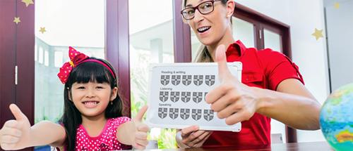 Học viên giỏi ngoại ngữ cần sử dụng thành thạo cả 4 kỹ năng nghe, nói, đọc, viết.