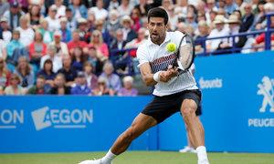 Novak Djokovic 2-0 Daniil Medvedev