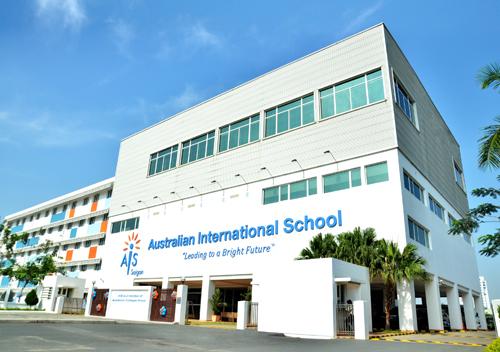 Trường có cơ sở vật chất hiện đại, tiện nghi.