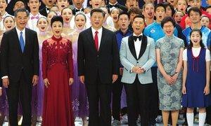 Trực tiếp kỷ niệm 20 năm Anh trao trả Hong Kong về Trung Quốc