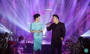 Quang Lê, Lệ Quyên hát trong đám cưới 10 tỷ đồng
