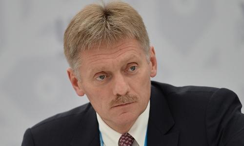 Người phát ngôn Điện Kremlin Dmitry Peskov. Ảnh: RIA Novosti.