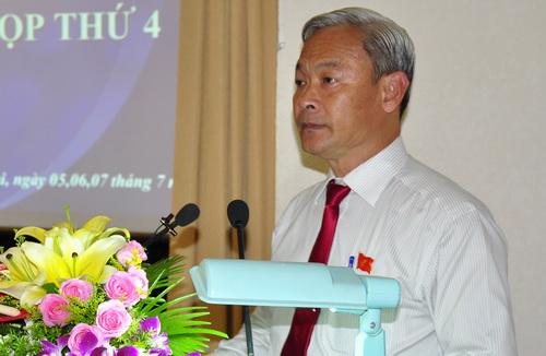 Bí thư Tỉnh ủy Đồng Nai Nguyễn Phú Cường. Ảnh: Nhã Phương