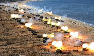 Kịch bản chiến tranh nếu Mỹ tấn công phủ đầu Triều Tiên