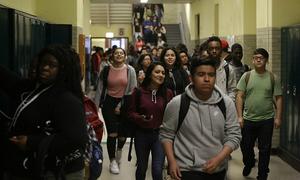 Học sinh Mỹ không thể tốt nghiệp nếu chưa có kế hoạch tương lai