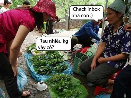 Buôn bán thời mạng xã hội.