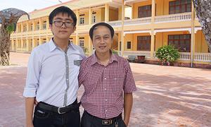 Giành 30 điểm khối B, nam sinh xứ Thanh mong trở thành bác sĩ