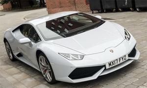 Lamborghini Huracan được cấp biển taxi ở Anh