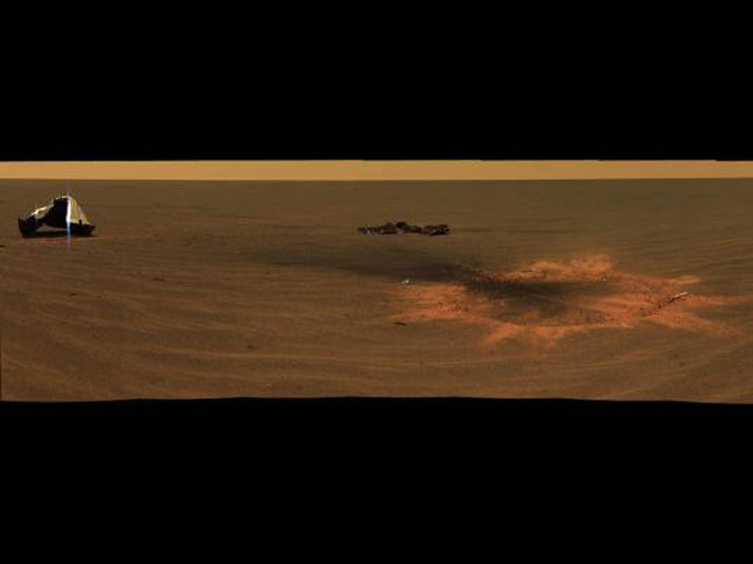 20 năm thám hiểm sao Hỏa của NASA