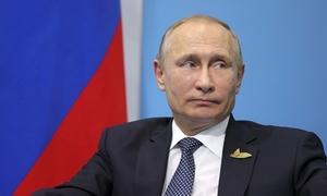 Putin: 'Không được mất bình tĩnh về vấn đề Triều Tiên'