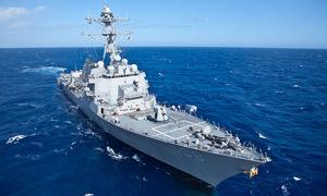 Chiến hạm được mệnh danh 'lá chắn tên lửa thần kỳ' của Mỹ