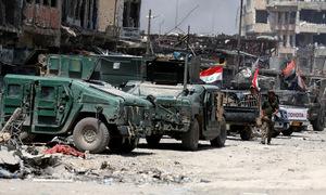 Iraq tuyên bố 'giải phóng Mosul trong vài giờ tới'