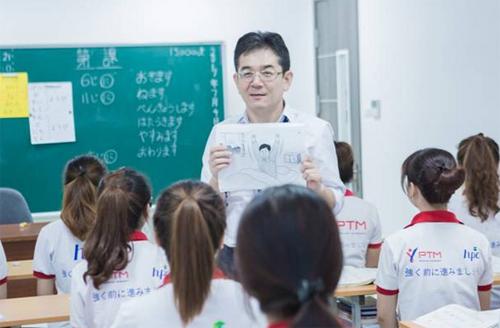 Thầy Miura Yoichi  Giáo viên đến từ Nhật Bản vui tính  nhiệt tình