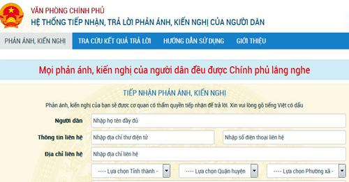 chu-tich-5-tinh-thanh-duoc-yeu-cau-chan-chinh-viec-cham-tra-loi-dan