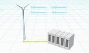 Bộ pin có thể cấp điện cho 30.000 gia đình