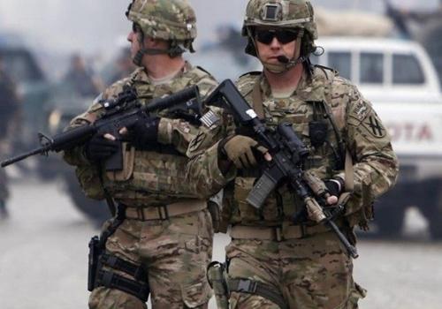 Lính Mỹ tại Afghanistan. Ảnh: Reuters.