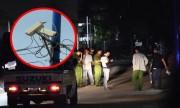 Camera phát hiện cô gái bị cướp của, sát hại trên đường vắng phẫn nộ mạng XH