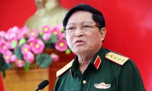 Bộ trưởng Ngô Xuân Lịch: 'Làm kinh tế là củng cố tiềm lực quốc phòng'