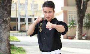 Võ sư Nga Mi, Thiếu Lâm thách đấu cao thủ Vịnh Xuân