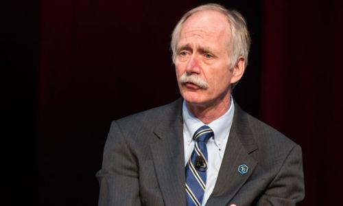 Ông Bill Gerstenmaier phát biểu tại hội nghị thượng đỉnh Con người lên sao Hỏa năm 2015. Ảnh: NASA.