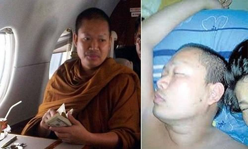 Lối sống sa đọa của nhà sư ăn chơi khét tiếng Thái Lan