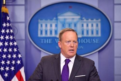 Sean Spicer, thư ký báo chí Nhà Trắng