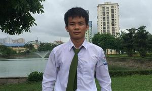 Nam sinh trường làng là thủ khoa khối A tỉnh Hà Nam