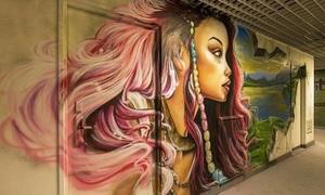 Ký túc xá Pháp qua bàn tay 100 nghệ sĩ vẽ tường