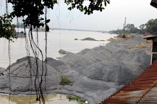 Dự án cải tạo, phát triển cảnh quan ven sông Đồng Nai. Ảnh: Phước Tuấn