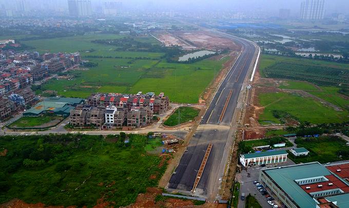 6 tuyến đường hơn nửa tỷ USD ở Hà Nội có sai phạm