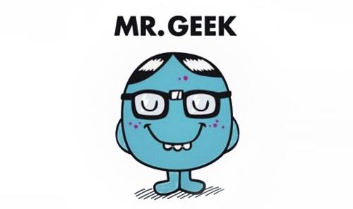 Geek là từ lóng chỉ một người chỉ đam mê công nghệ và sách vở