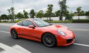 Nước Đức trong một chiếc Porsche 911 giá 8 tỷ